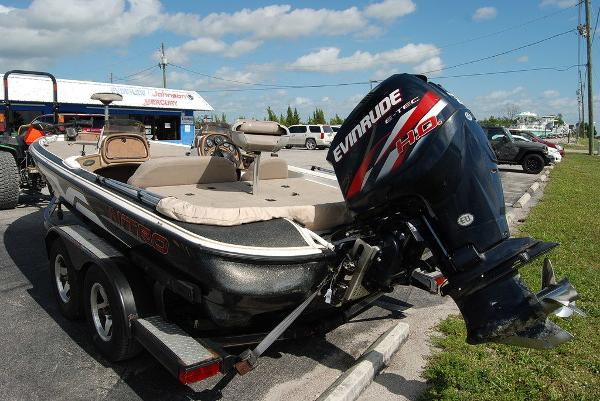 1997 Nitro boat for sale, model of the boat is 896 & Image # 2 of 10