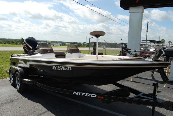 1997 Nitro boat for sale, model of the boat is 896 & Image # 4 of 10