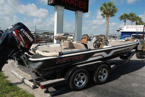 1997 Nitro boat for sale, model of the boat is 896 & Image # 5 of 10