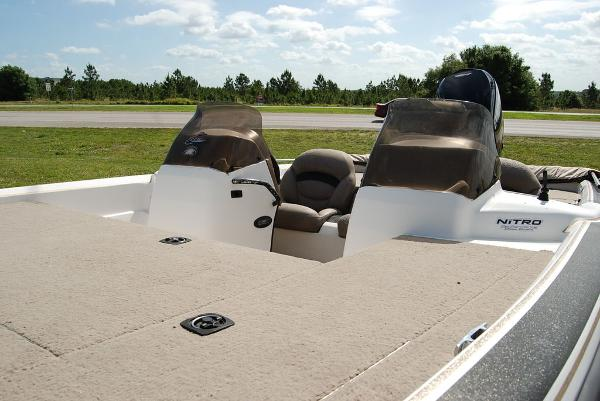 1997 Nitro boat for sale, model of the boat is 896 & Image # 7 of 10