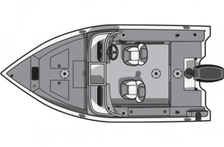2021 SMOKER - CRAFT Pro Angler XL 162