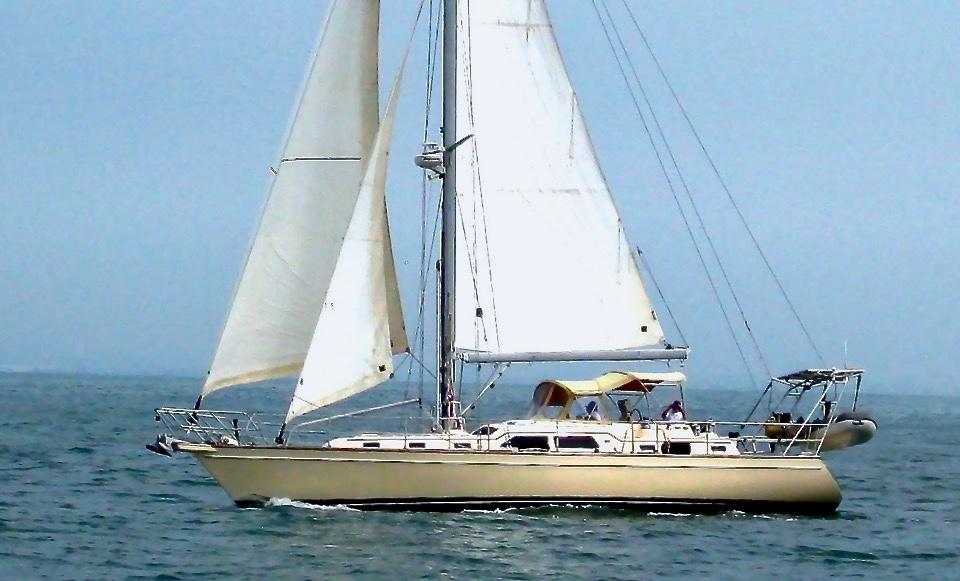 48' Island Packet 2007