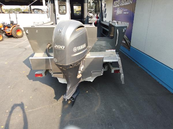 2020 Duckworth boat for sale, model of the boat is 22 Pac. Pro & Image # 4 of 17