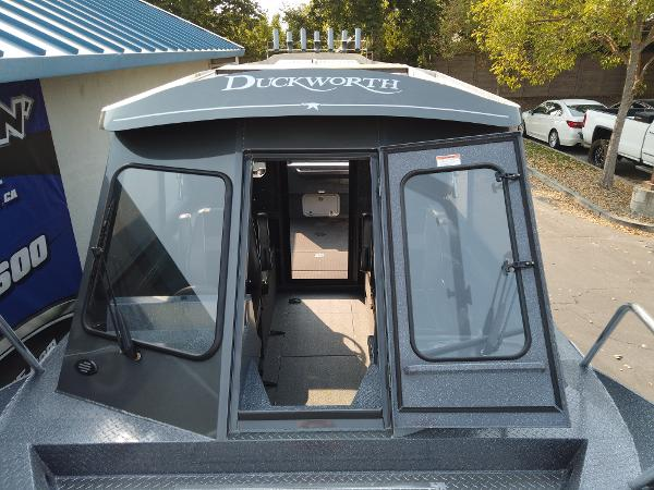 2020 Duckworth boat for sale, model of the boat is 22 Pac. Pro & Image # 15 of 17