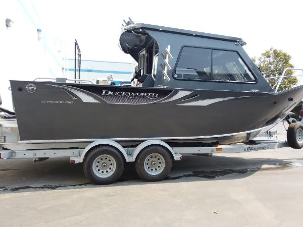 2020 Duckworth boat for sale, model of the boat is 22 Pac. Pro & Image # 1 of 17