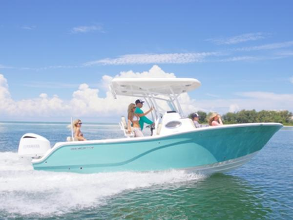 2021 Sea Fox boat for sale, model of the boat is 249 Avenger & Image # 1 of 1