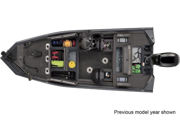 2022 Tracker Boats boat for sale, model of the boat is Pro Team 175 TF & Image # 2 of 3