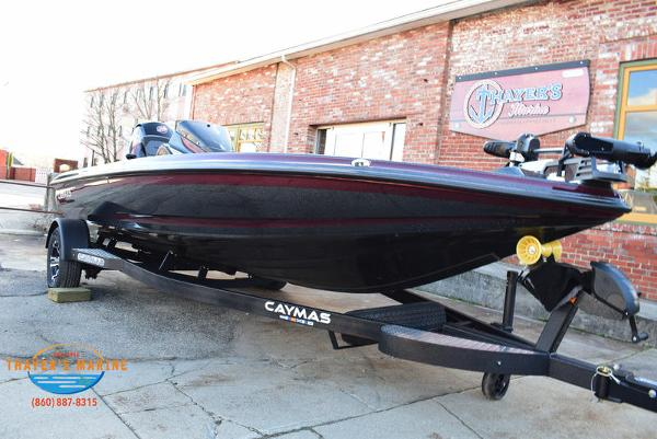 2021 Caymas boat for sale, model of the boat is CX 18 SS & Image # 1 of 39