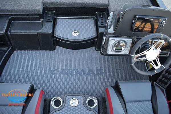 2021 Caymas boat for sale, model of the boat is CX 18 SS & Image # 20 of 39