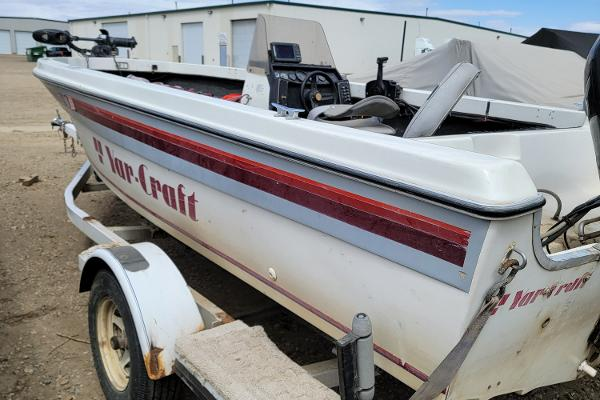 1990 Yar-Craft boat for sale, model of the boat is Side Console & Image # 6 of 10