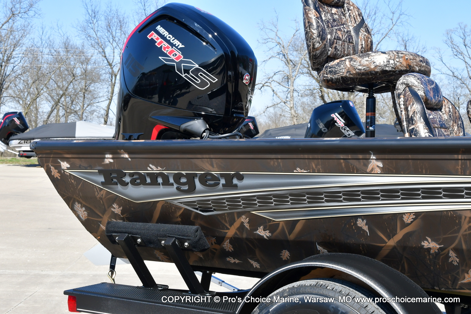 2021 Ranger Boats boat for sale, model of the boat is RT188C w/115HP Mercury Pro-XS Command Thrust & Image # 3 of 50