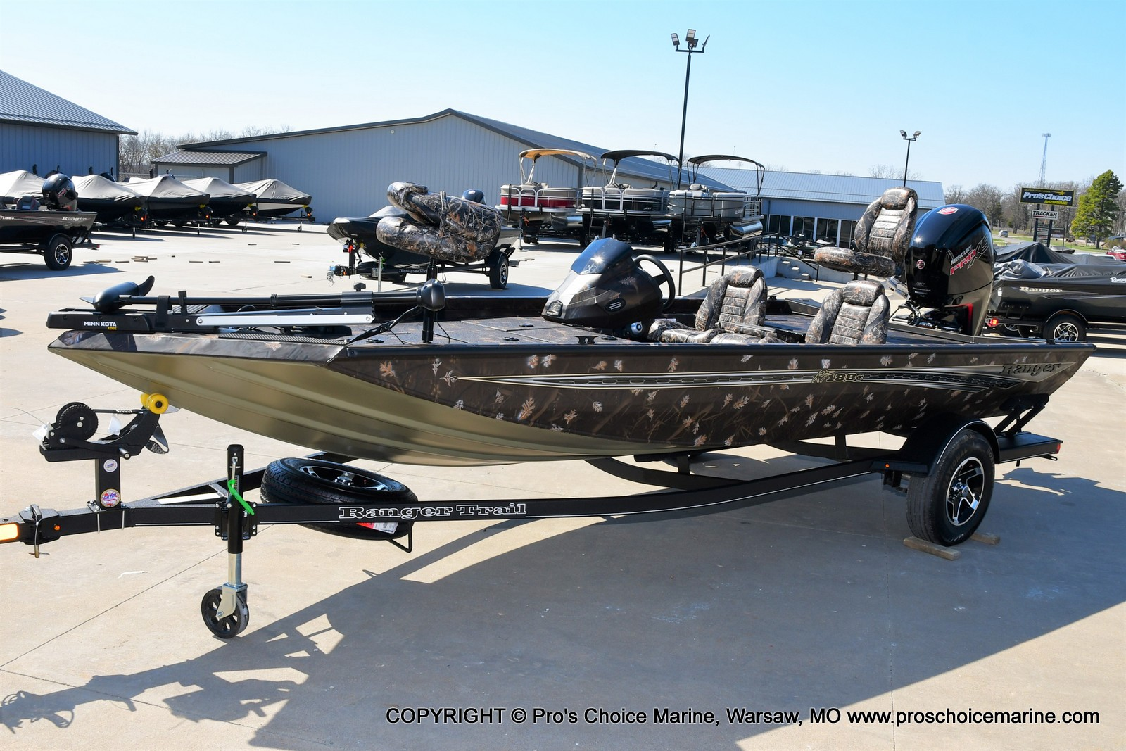 2021 Ranger Boats boat for sale, model of the boat is RT188C w/115HP Mercury Pro-XS Command Thrust & Image # 18 of 50