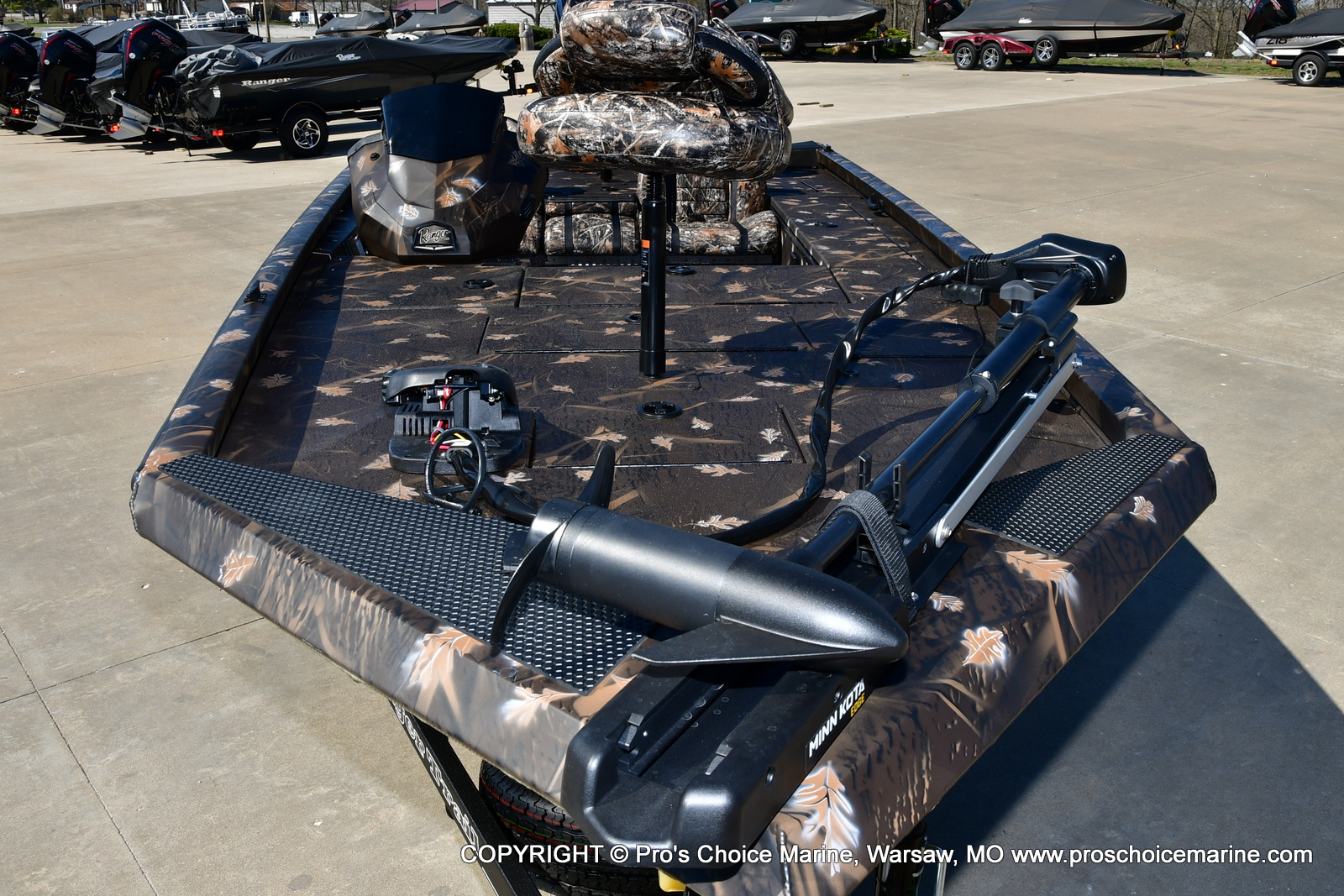 2021 Ranger Boats boat for sale, model of the boat is RT188C w/115HP Mercury Pro-XS Command Thrust & Image # 20 of 50