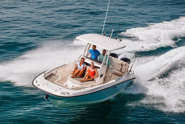 2020 Boston Whaler boat for sale, model of the boat is 270 Dauntless & Image # 2 of 10