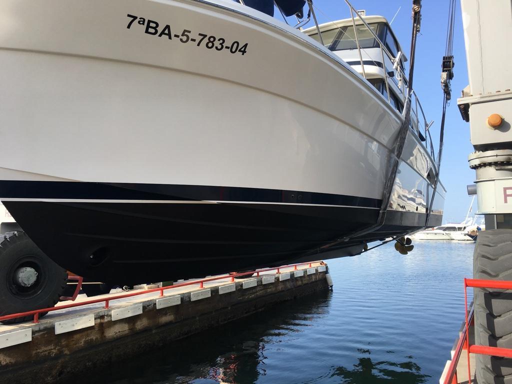Riviera 48 Flybridge (De ocasión)