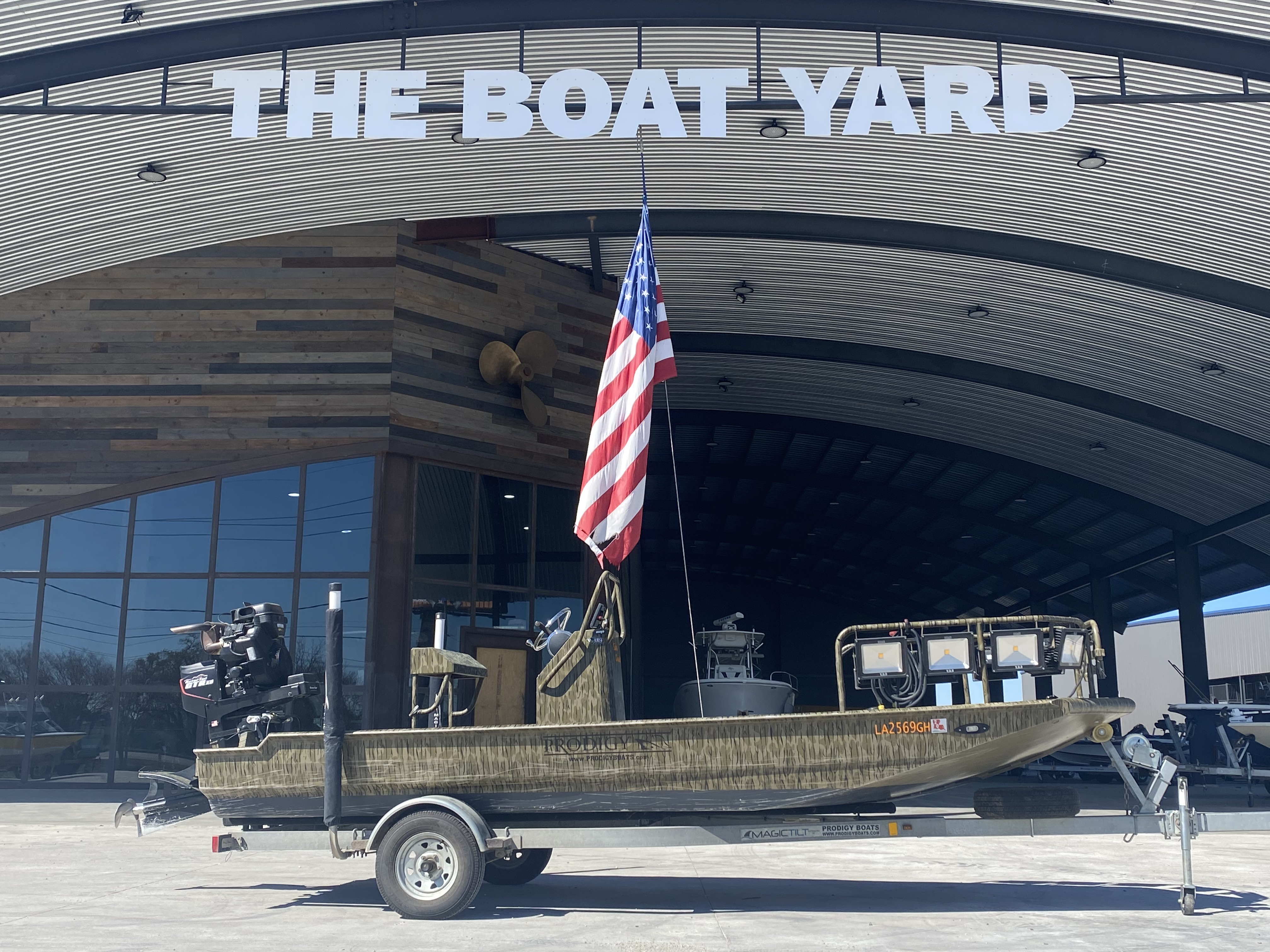 2017 Prodigy boat for sale, model of the boat is 1854 & Image # 1 of 17