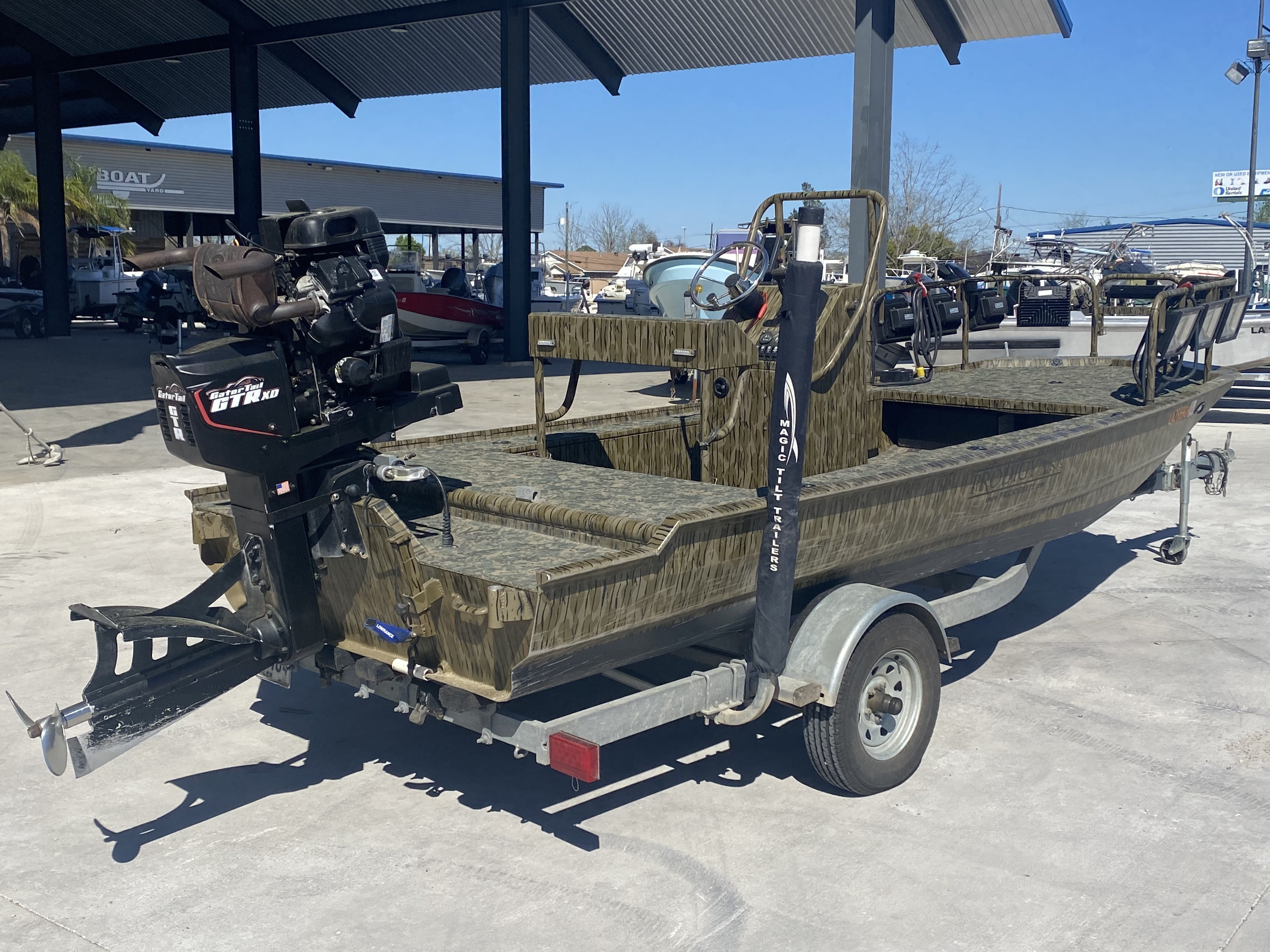 2017 Prodigy boat for sale, model of the boat is 1854 & Image # 2 of 17