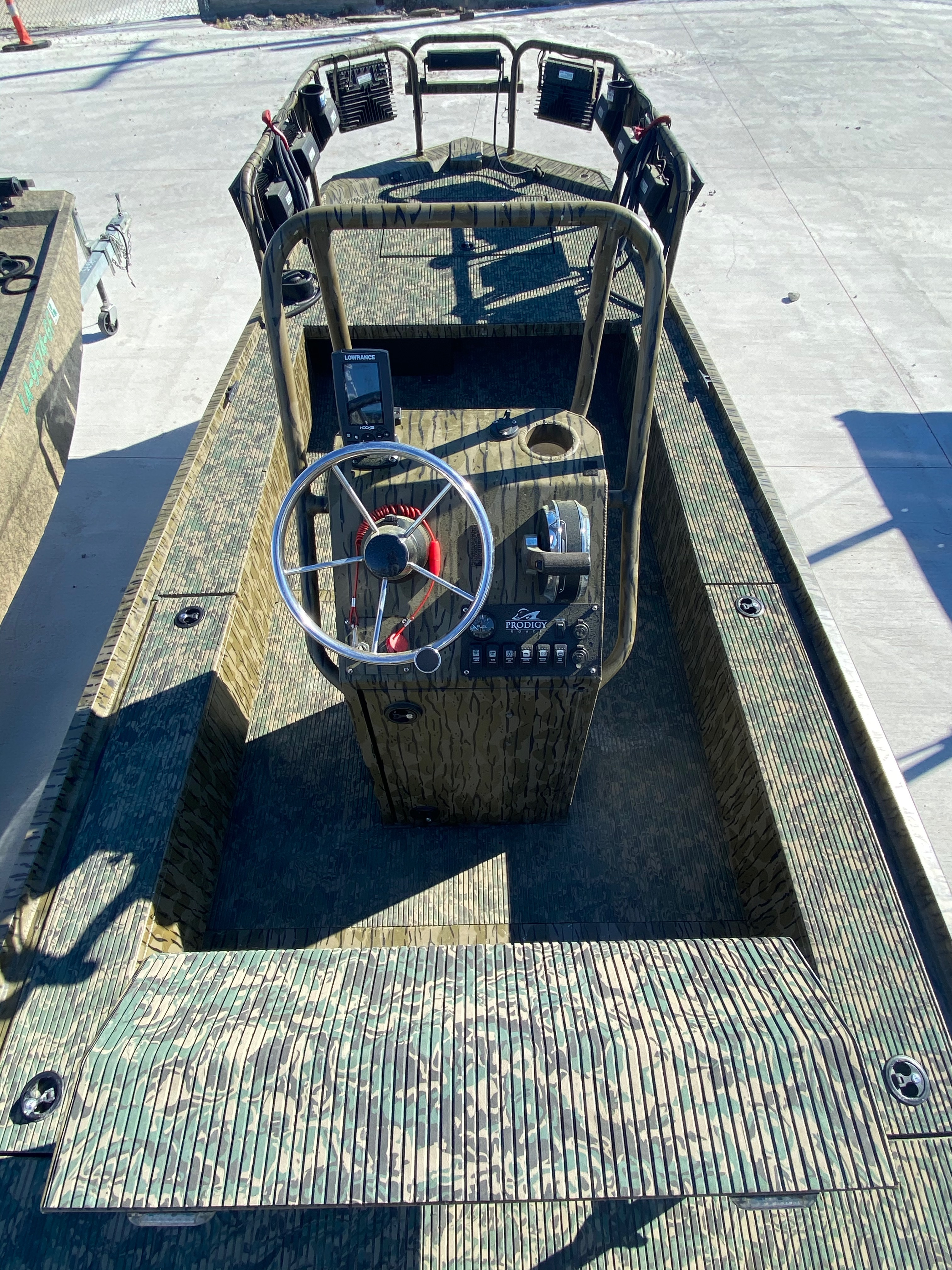 2017 Prodigy boat for sale, model of the boat is 1854 & Image # 6 of 17