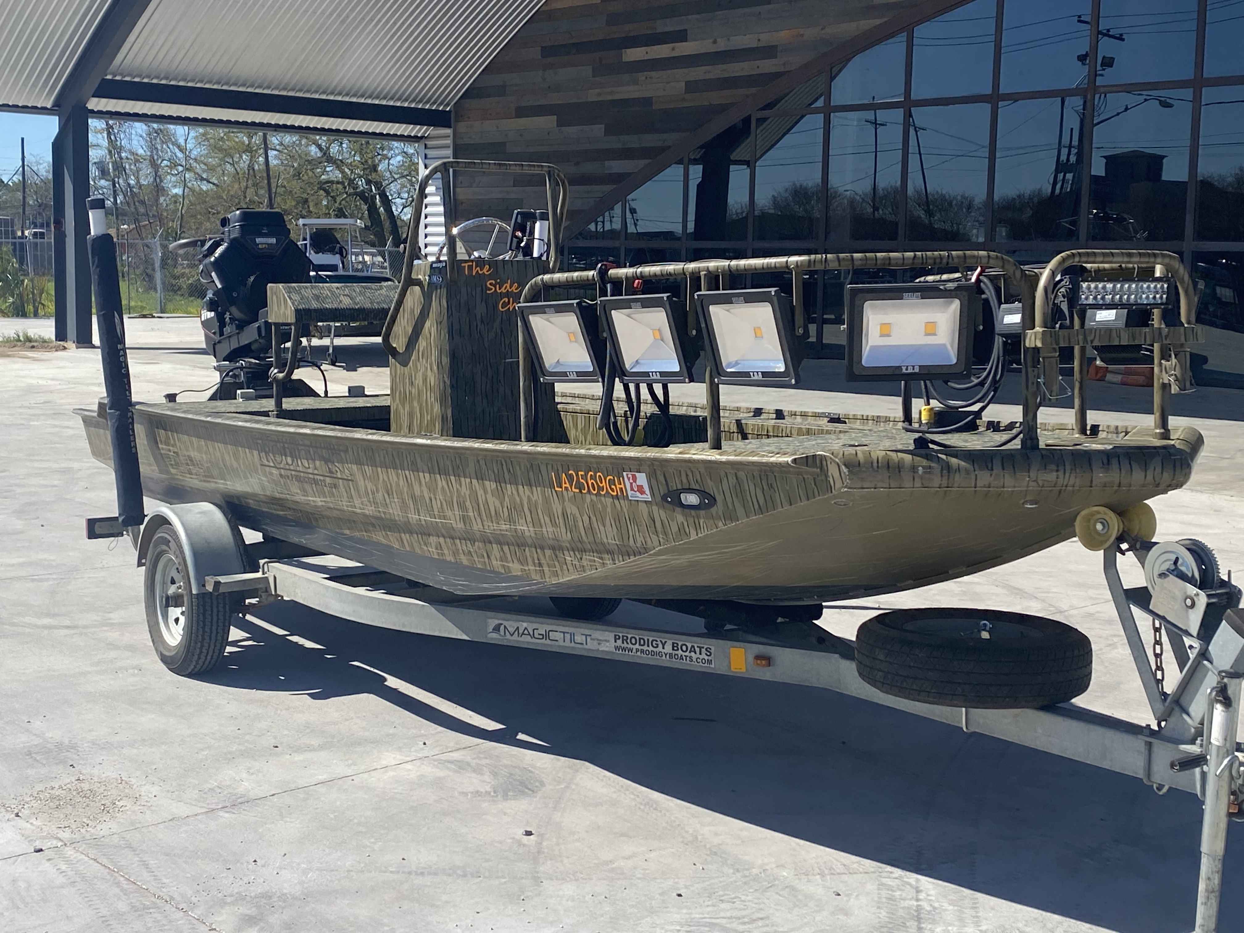 2017 Prodigy boat for sale, model of the boat is 1854 & Image # 11 of 17