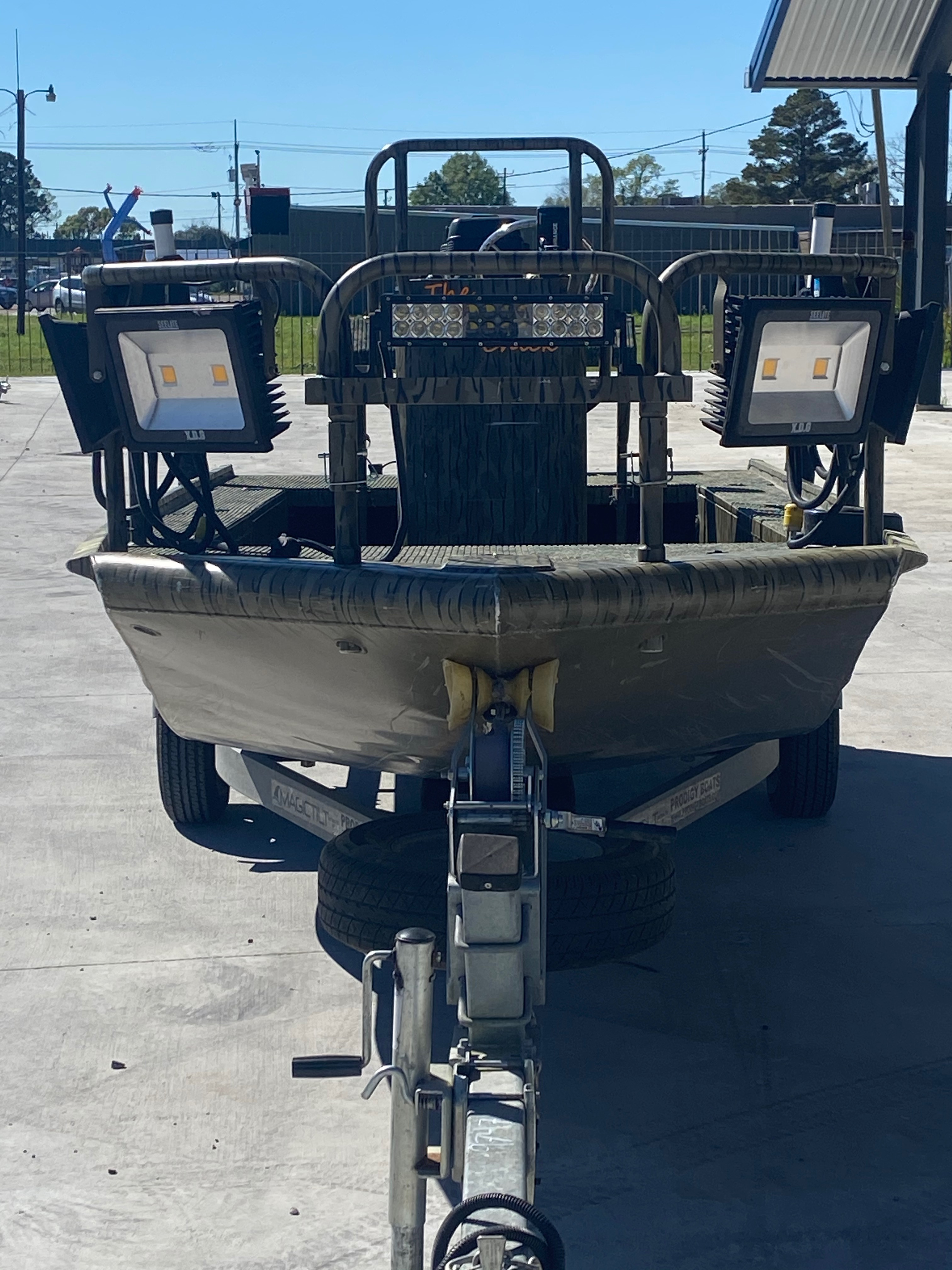 2017 Prodigy boat for sale, model of the boat is 1854 & Image # 16 of 17