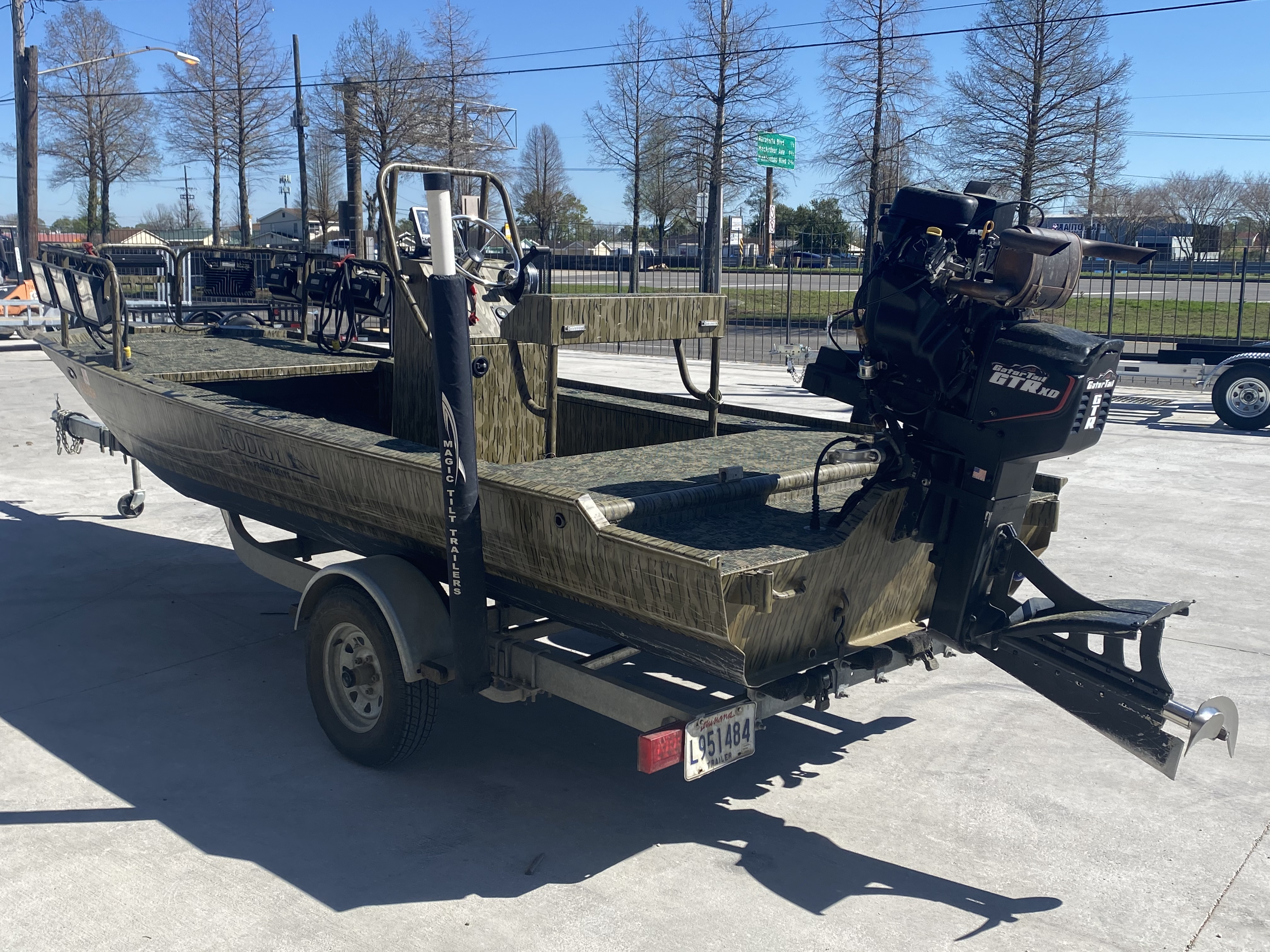 2017 Prodigy boat for sale, model of the boat is 1854 & Image # 17 of 17