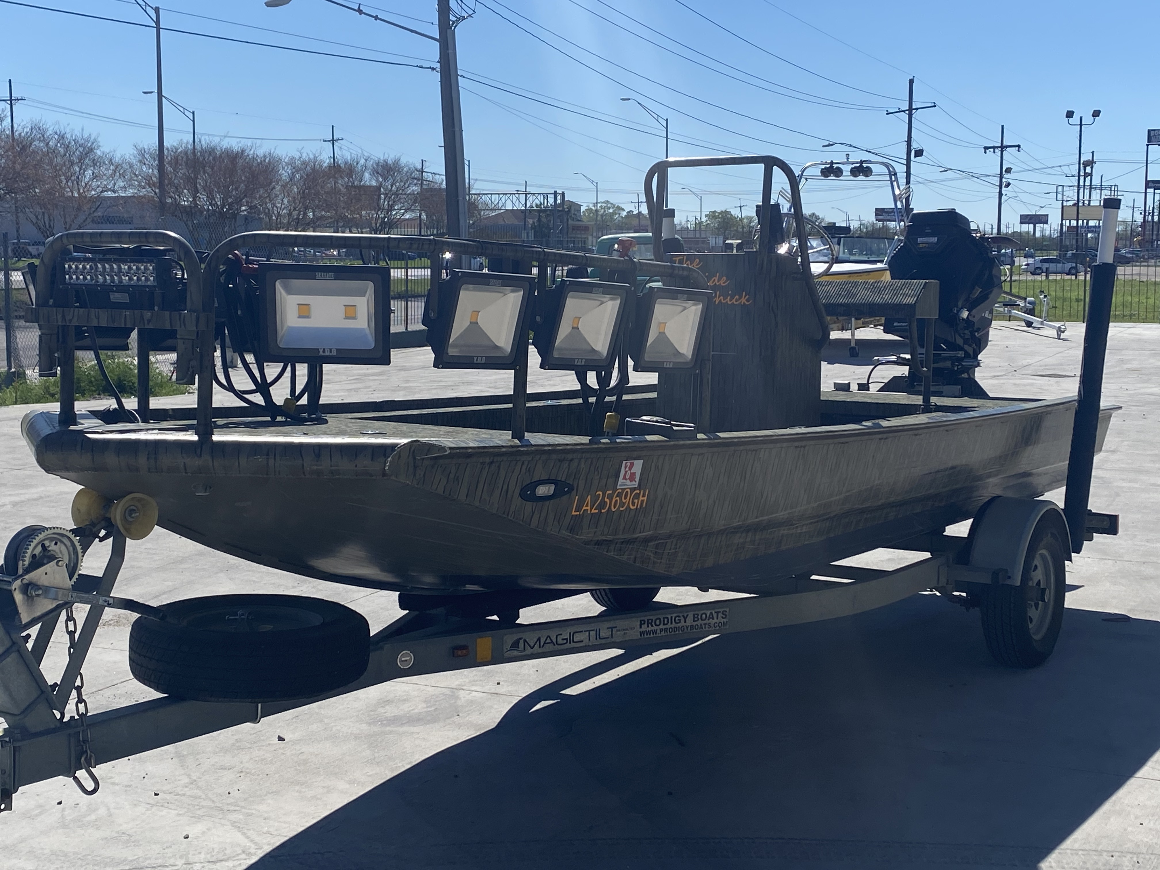 2017 Prodigy boat for sale, model of the boat is 1854 & Image # 14 of 17
