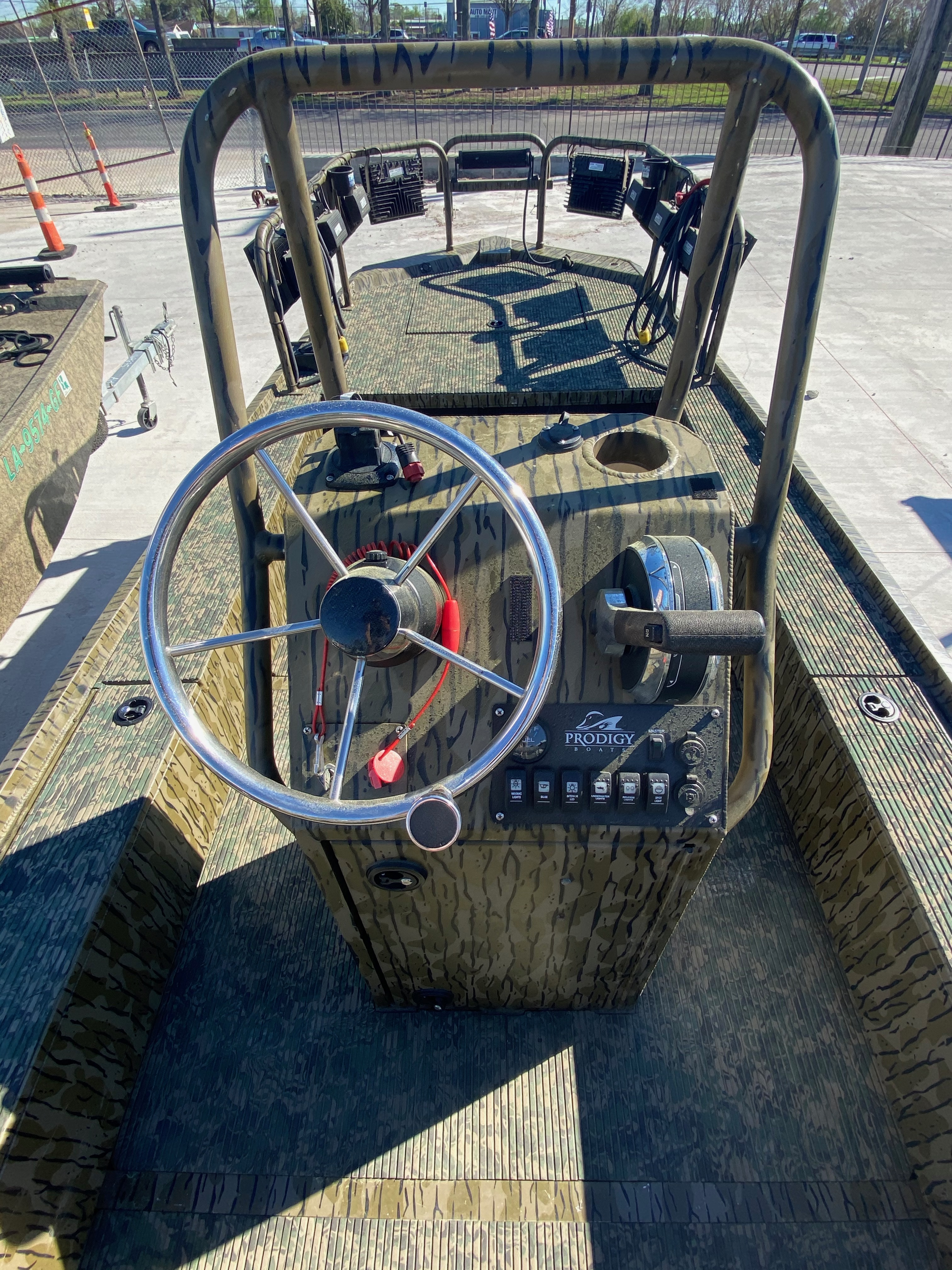 2017 Prodigy boat for sale, model of the boat is 1854 & Image # 15 of 17