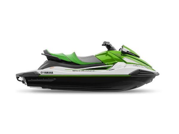 2021 Yamaha WaveRunner VX Cruiser with Audio thumbnail