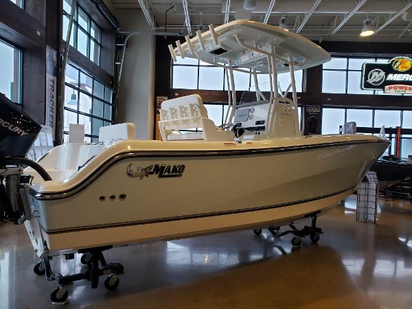 2021 Mako boat for sale, model of the boat is 236 CC & Image # 2 of 116