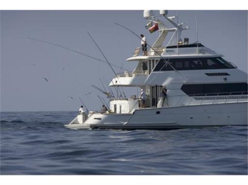 1996 Hatteras 92 Sportfish