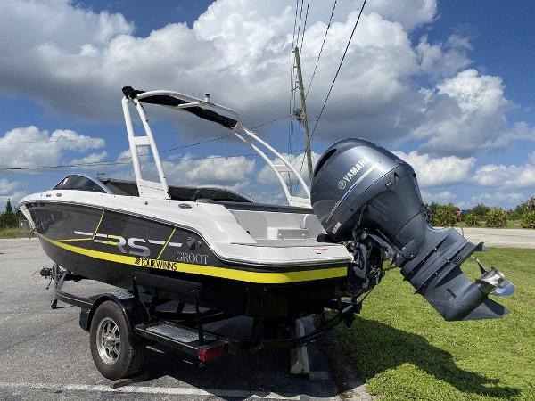 2019 Four Winns boat for sale, model of the boat is HD 200 & Image # 2 of 15