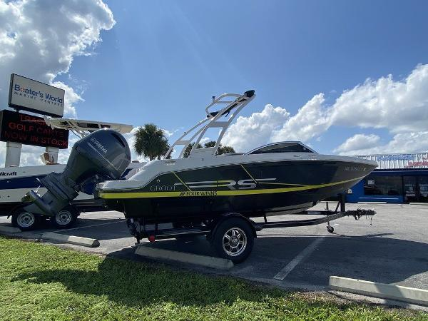 2019 Four Winns boat for sale, model of the boat is HD 200 & Image # 5 of 15