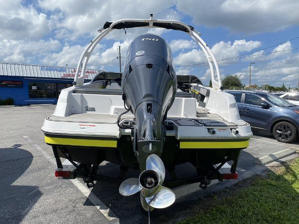 2019 Four Winns boat for sale, model of the boat is HD 200 & Image # 14 of 15