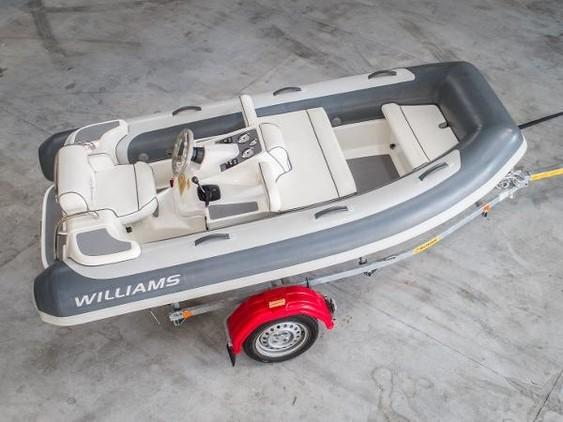 Williams Jet Tenders 325 (De ocasión)