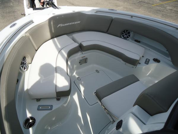 2021 Finseeker boat for sale, model of the boat is 206 & Image # 10 of 15