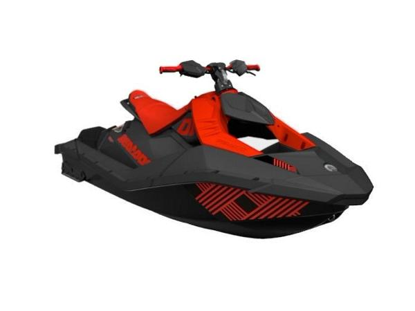 2021 Sea Doo PWC boat for sale, model of the boat is Spark® Trixx™ 2-up Rotax® 900 H.O. ACE™ IBR & Image # 1 of 1