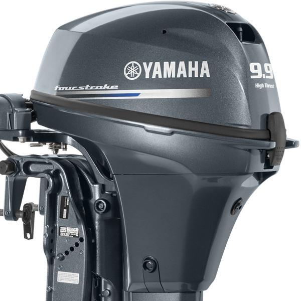 2021 Yamaha Outboards F9.9 SMHB thumbnail