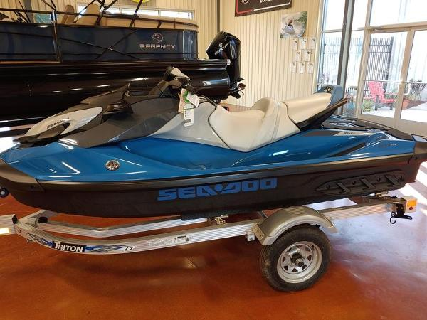 2021 Sea Doo PWC boat for sale, model of the boat is GTI™ SE 130 IBR & Image # 1 of 3