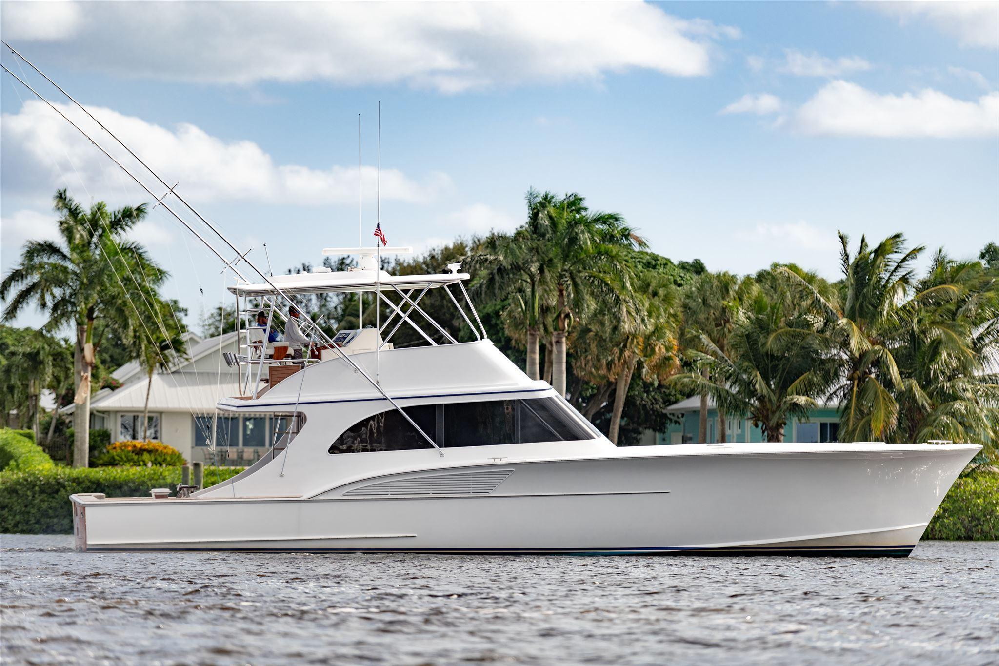 Custom Carolina 58