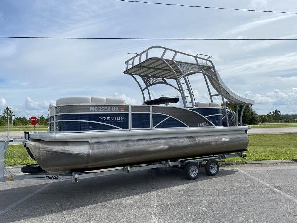 2019 Sweetwater boat for sale, model of the boat is 235 Slide Tritoon & Image # 1 of 14