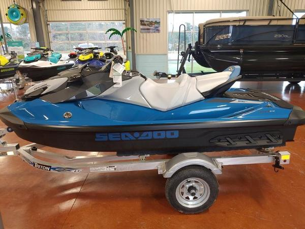 2021 Sea Doo PWC boat for sale, model of the boat is GTI™ SE 130 IBR & Sound System & Image # 1 of 1