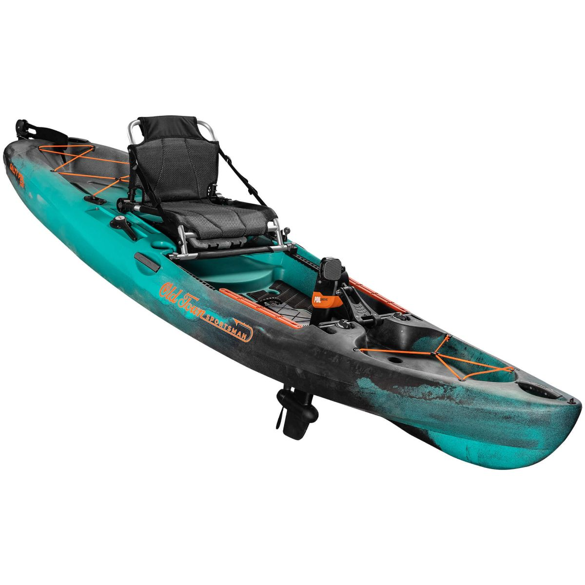 2022 Old Town Canoes and Kayaks Sportsman Salty PDL 120