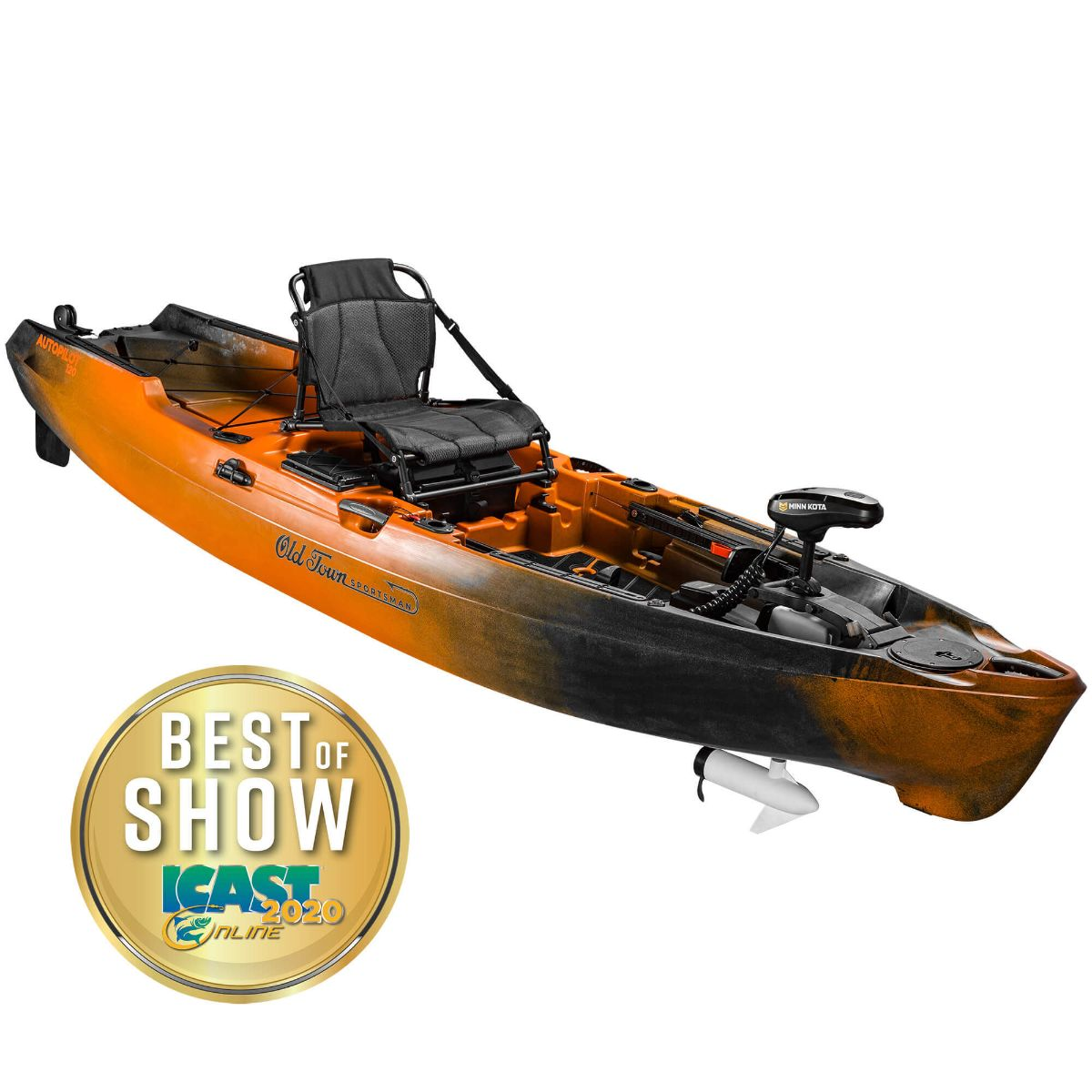 2022 Old Town Canoes and Kayaks Sportsman AutoPilot 120