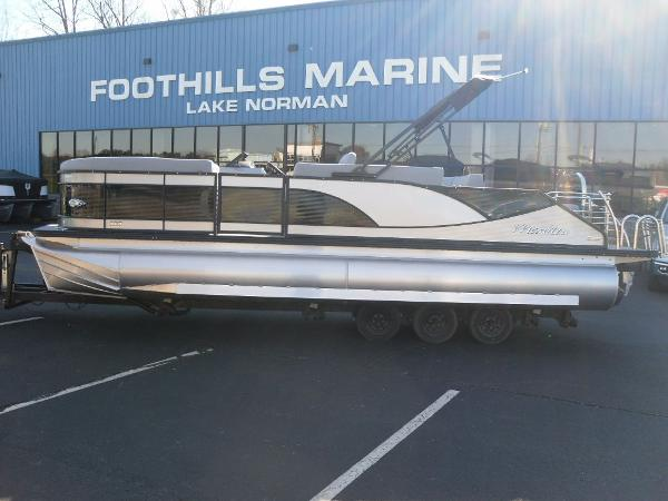 2021 Manitou boat for sale, model of the boat is Bench 23 SES SHP 575 & Image # 1 of 43