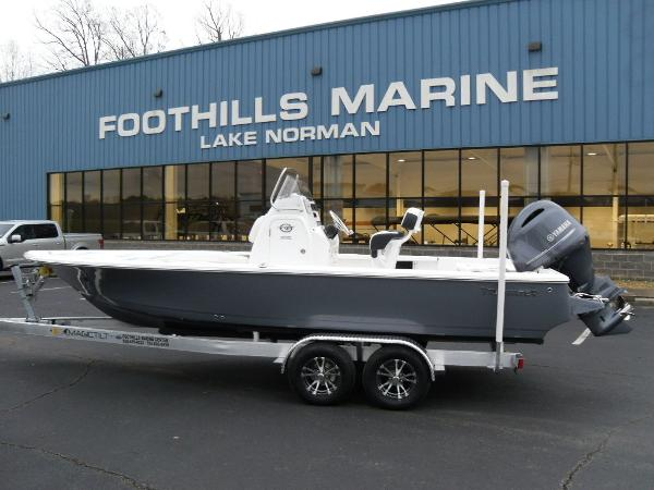 2021 Tidewater boat for sale, model of the boat is 2110 Bay Max & Image # 1 of 23