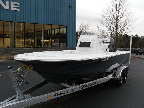 2021 Tidewater boat for sale, model of the boat is 2110 Bay Max & Image # 10 of 23