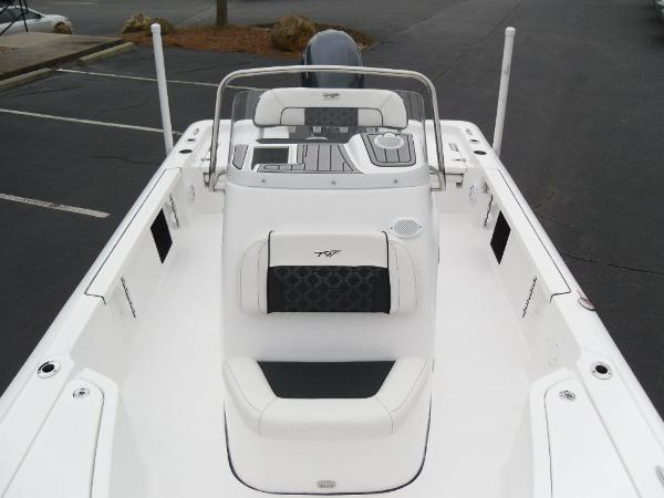 2021 Tidewater boat for sale, model of the boat is 2110 Bay Max & Image # 13 of 23