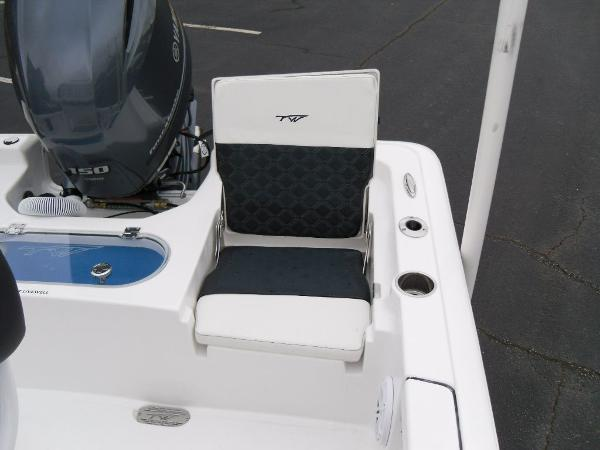2021 Tidewater boat for sale, model of the boat is 2110 Bay Max & Image # 14 of 23