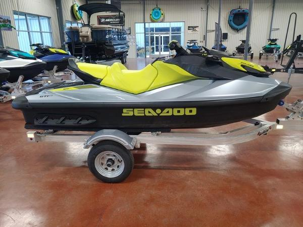 2021 Sea Doo PWC boat for sale, model of the boat is GTI™ SE 170 IBR & Image # 1 of 1