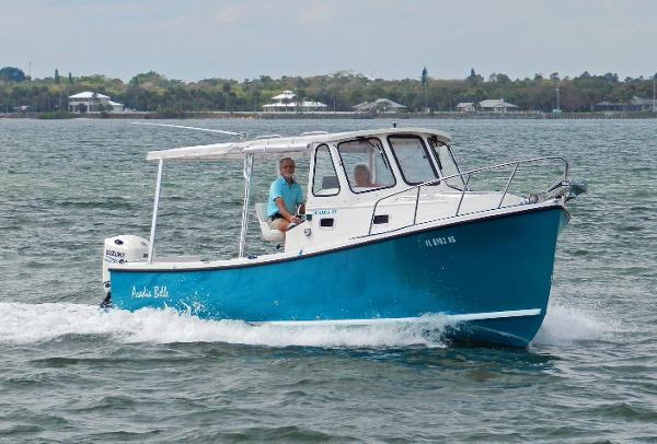 2021 ATLAS Acadia 25 Outboard thumbnail